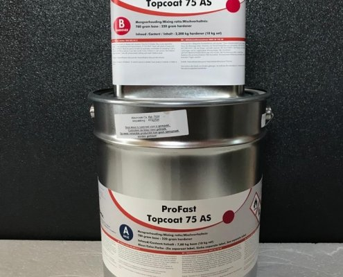 Prokol Protective Coatings ProFast Topcoat 75 AS