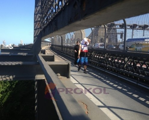 The Sydney Harbour Bridge Cycle and Walkways - Protected by Prokol