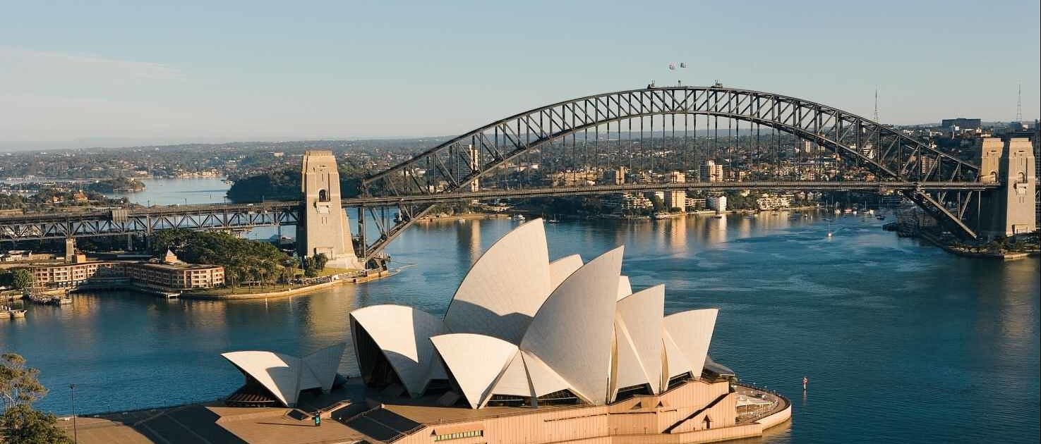 Sydney Harbour Bridge Cycle and Walkways Protected by Prokol Protective Coatings