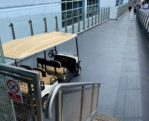 Southend on Sea Pier - Protected By Prokol Protective Coatings