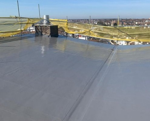 A Pitched Roof Protected by Prokol's MonoSeal